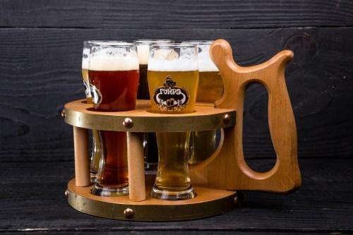 пиво власного виробництва